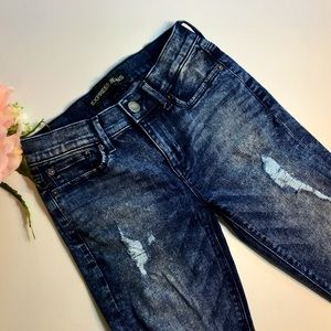 Express Distressed Jeans 👖